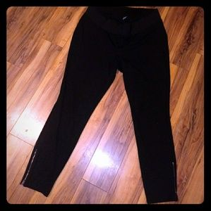 🍁🔸Old Navy 🔸 Maternity Black stretchy pants